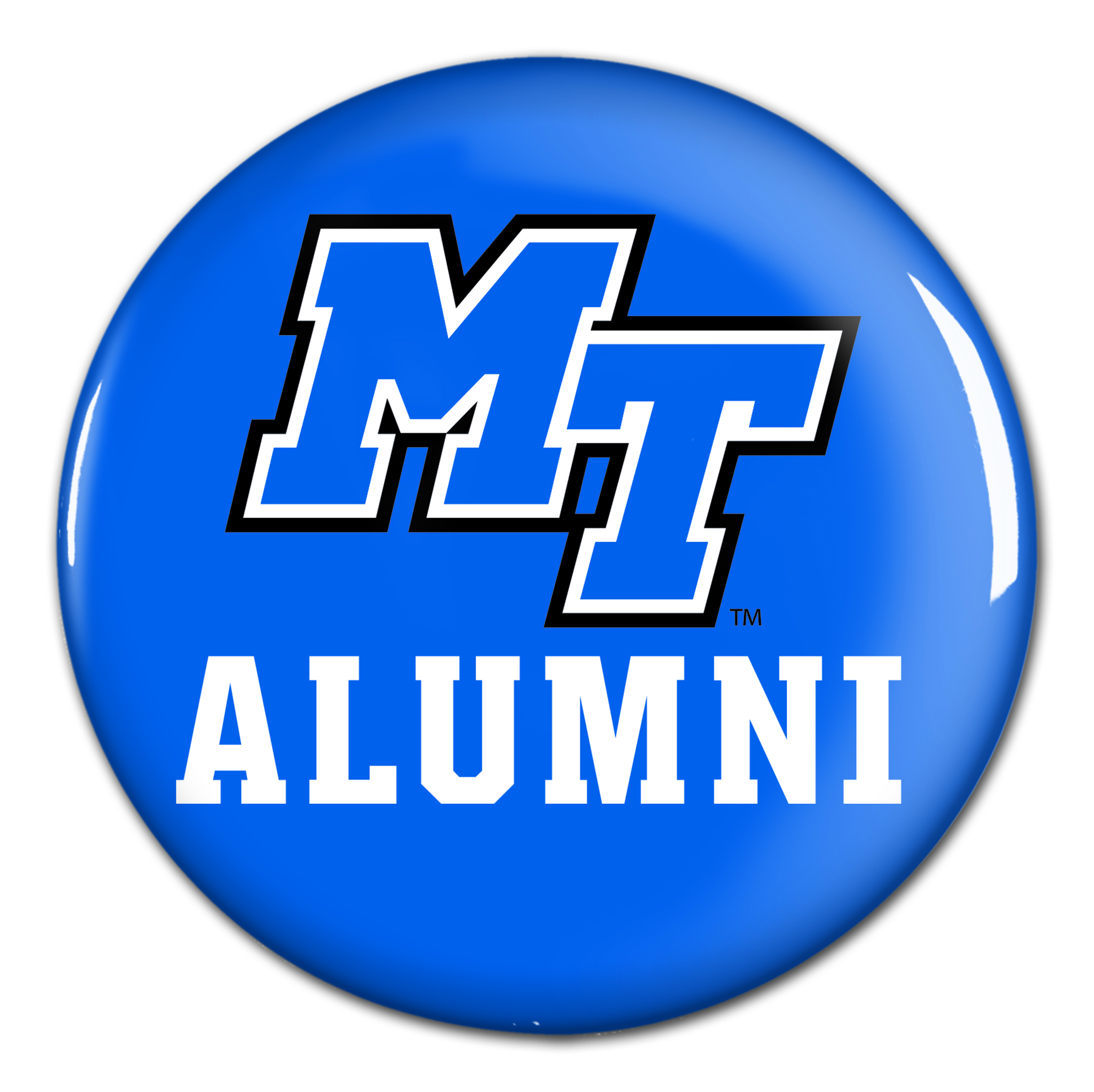 "MT Alumni 3"" Button"