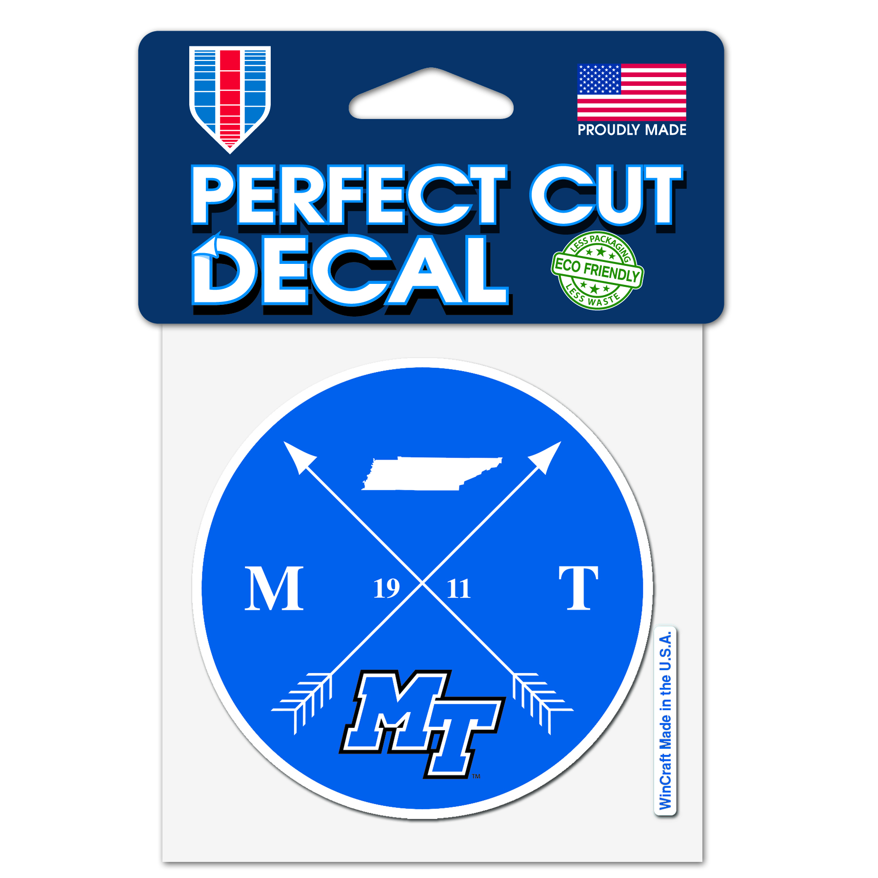 MT Arrows Perfect Cut 4x4 Decal