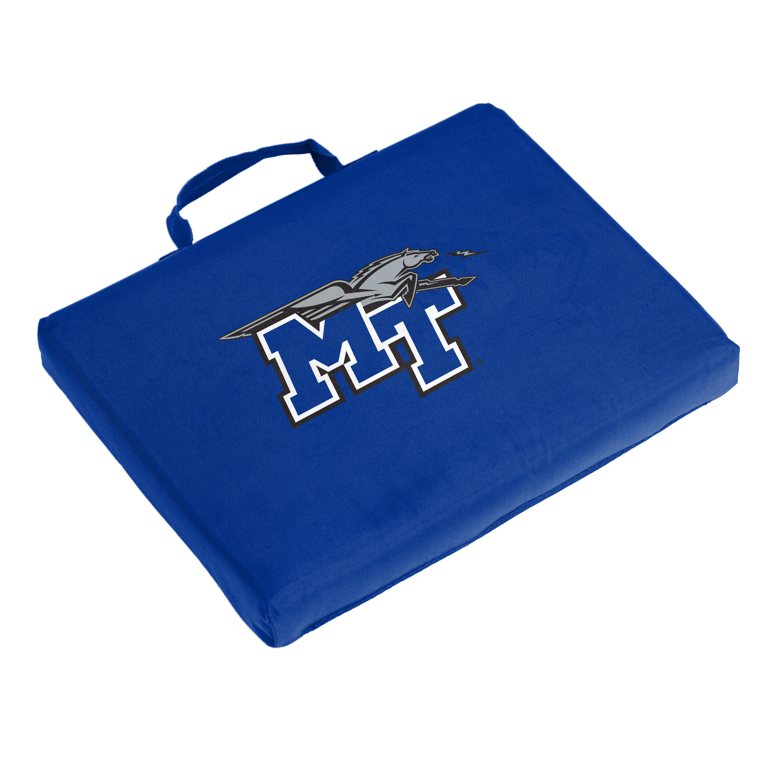 MT Logo w/ Lightning Bleacher Cushion