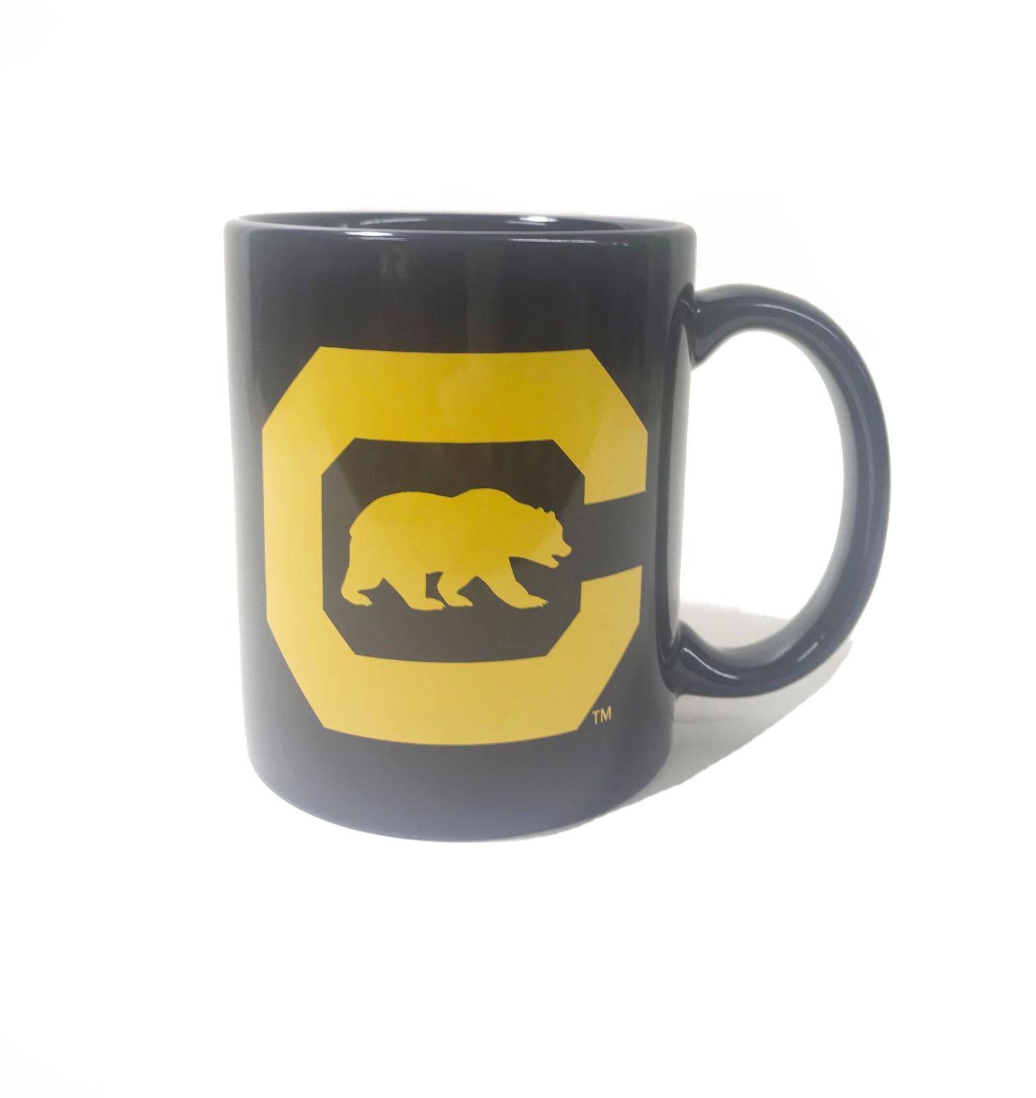 Cal Bears 11oz Traditional Coffee Mug C Bear