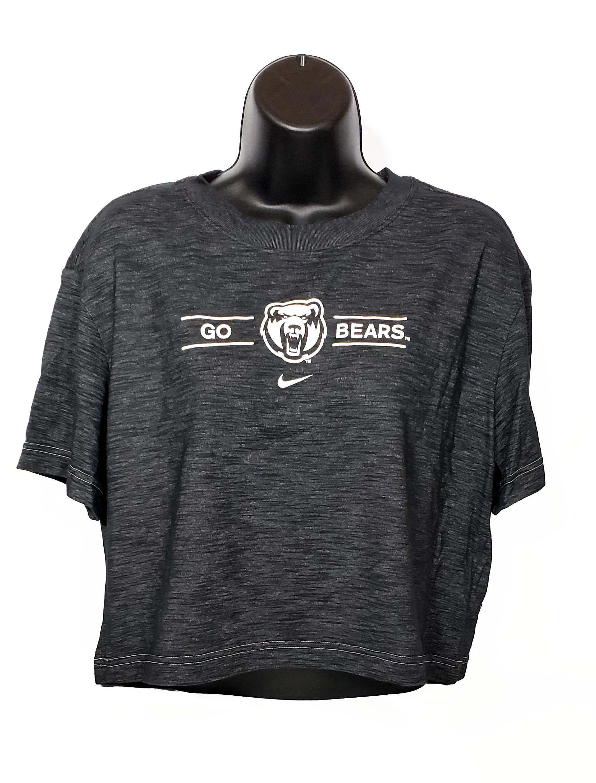 Go Bears Slub Crop