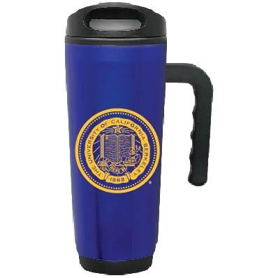 University of California Berkeley 18oz Gino Travel Mug with Seal