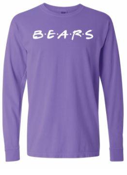 Bears LS Tee