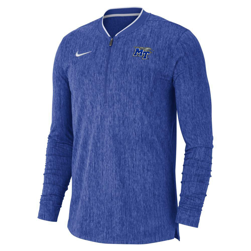 MT Logo w/ Lightning Nike® Coaches Sideline Pullover
