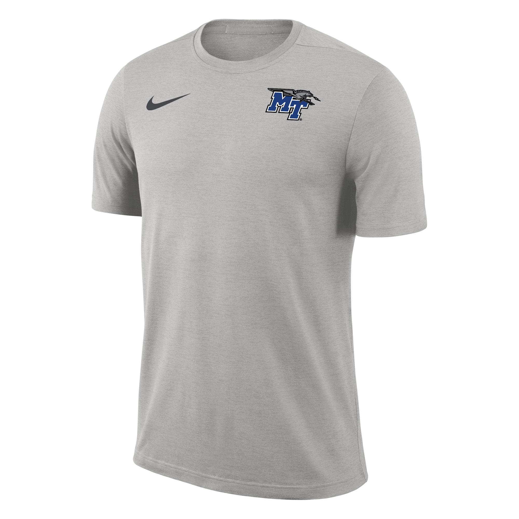 MT Logo w/ Lightning Coaches Nike® Sideline Shirt