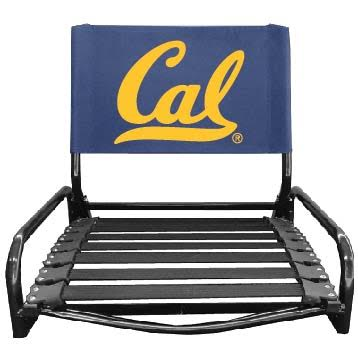 University of California Berkeley Stadium Chair