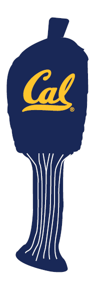 Cal Bears Golf Headcover