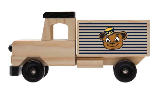 University of California Berkeley Wooden Truck
