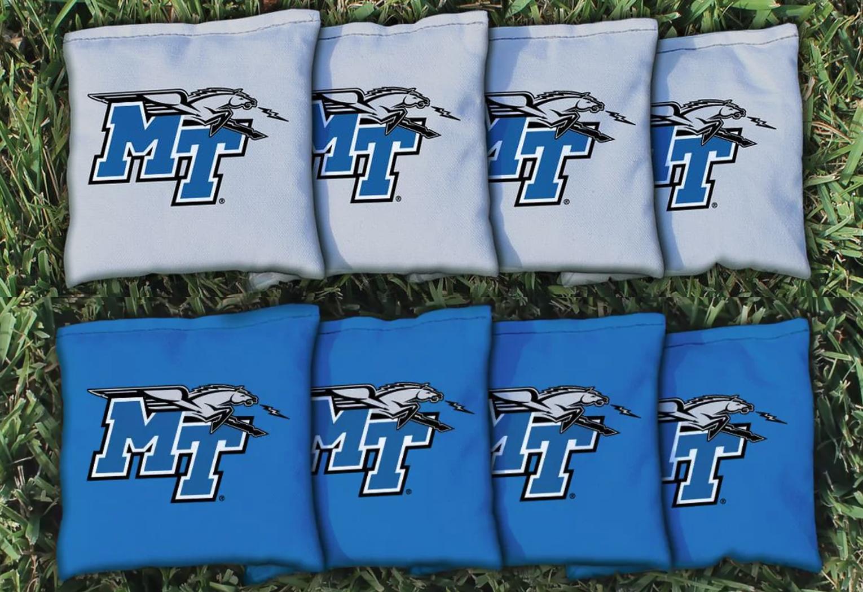 MT Logo w/ Lightning Cornhole Bags