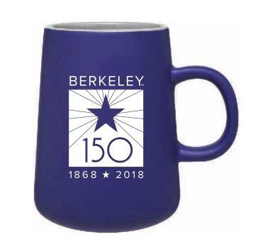 Cal Bears 15oz. Cobalt Marquette Mug Berkeley 150