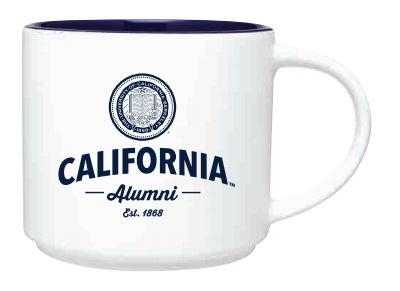 University of California Berkeley 16oz. Riviera Alumni Mug