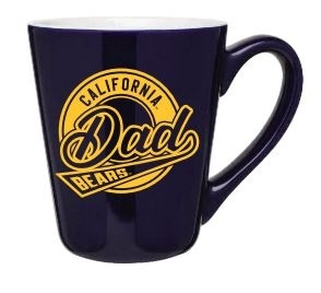 Cal Bears 16oz Precinct Mug Dad School Name