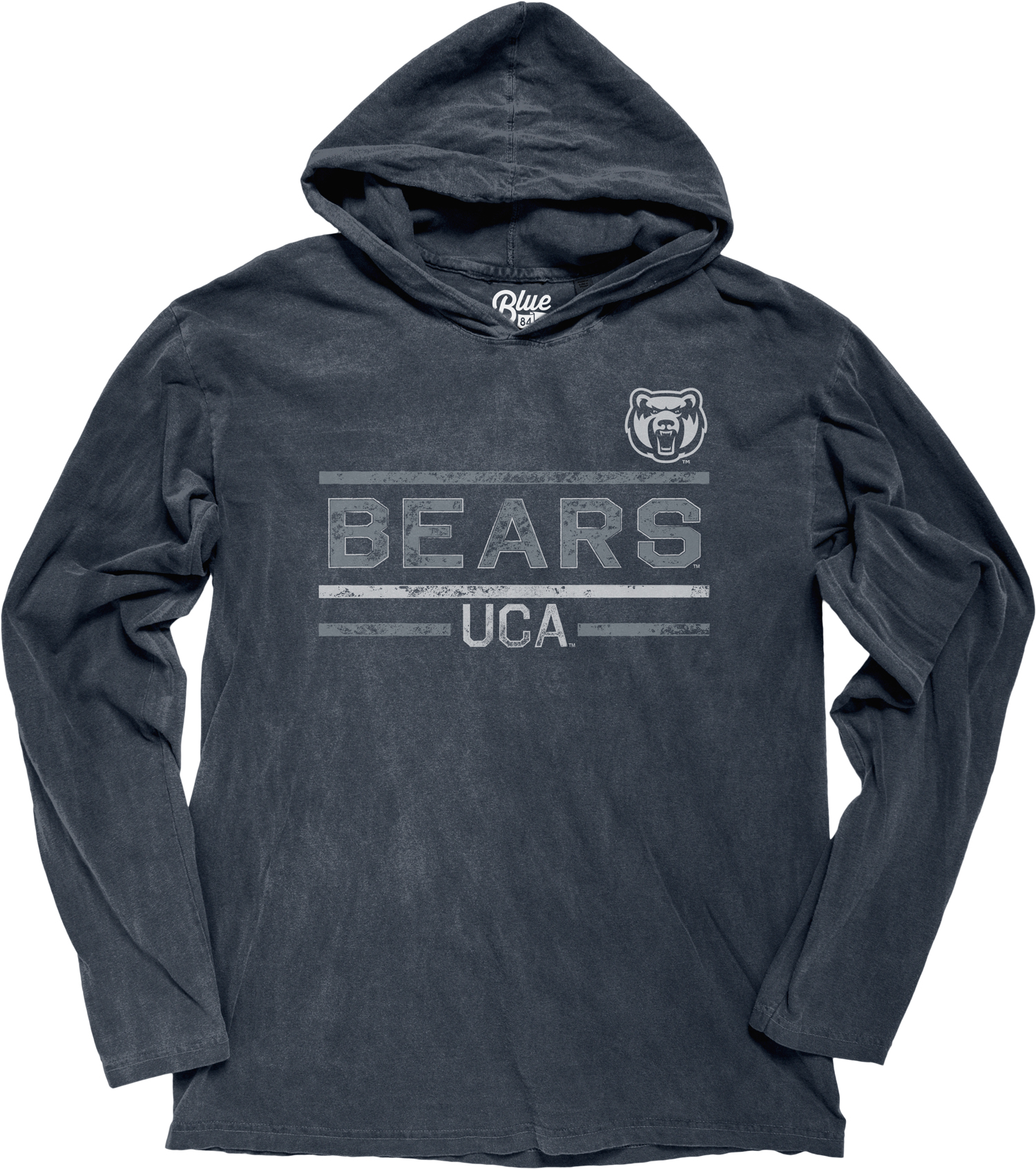 Bears Long Sleeve Hood