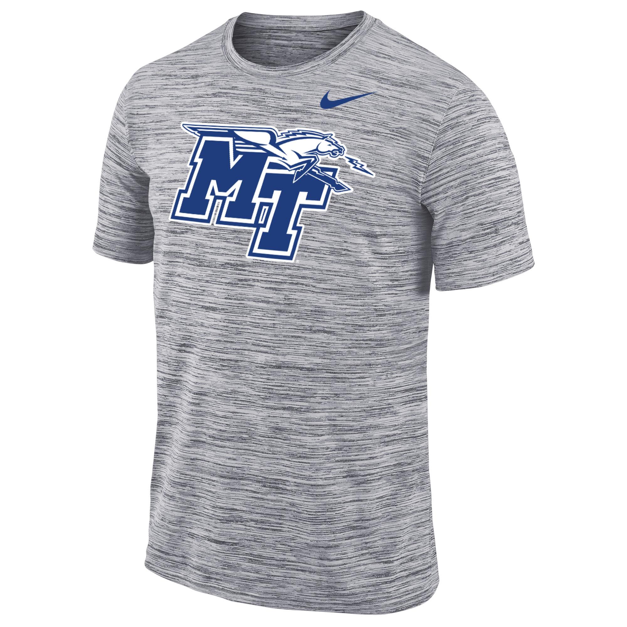 MT Logo w/ Lightning Nike® Legend Velocity Travel Shirt