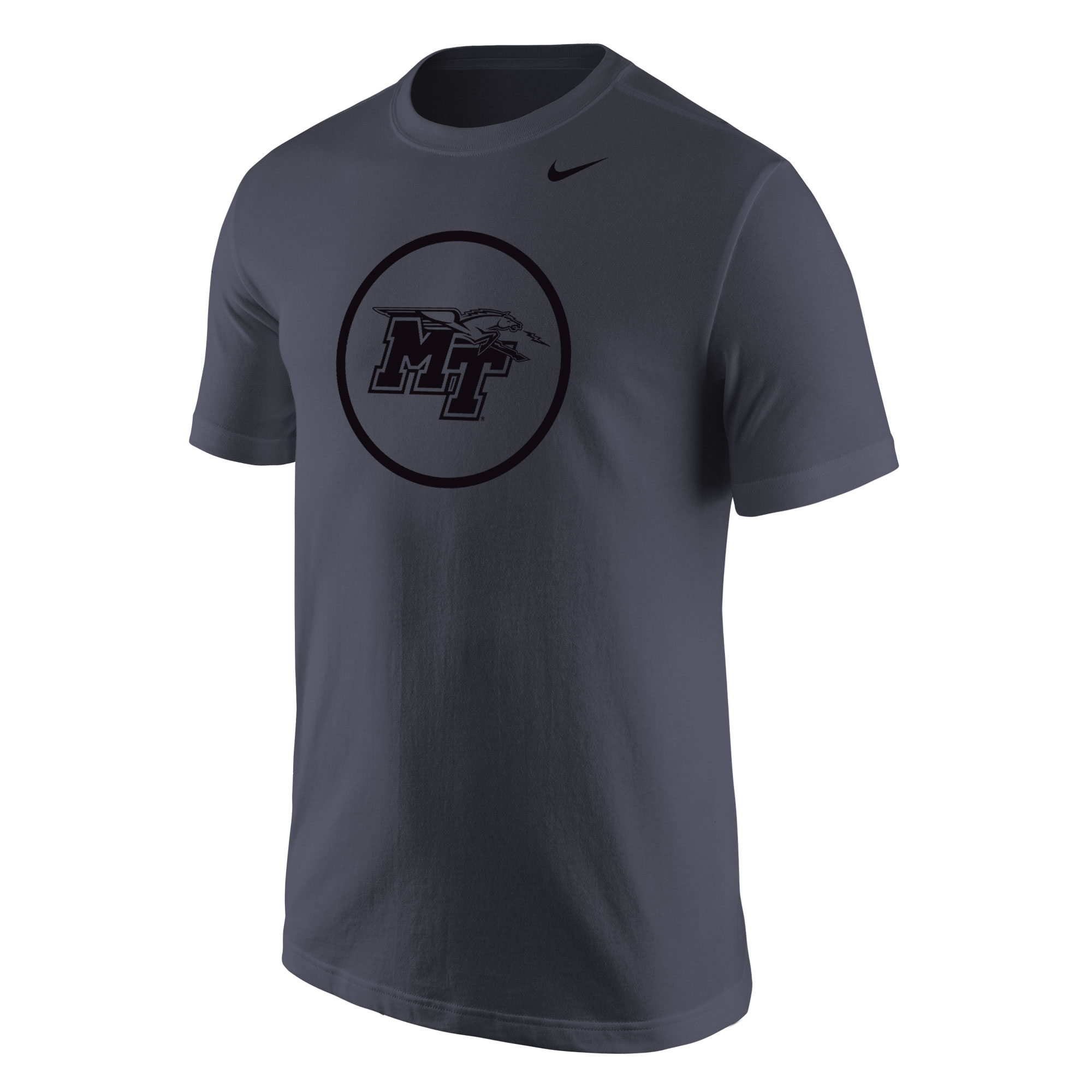 MT Logo w/ Lightining Tonal Circle Logo Nike® Shirt