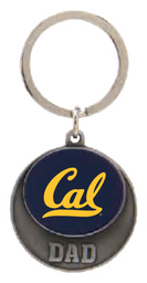 Cal Bears Blue Dad Keytag