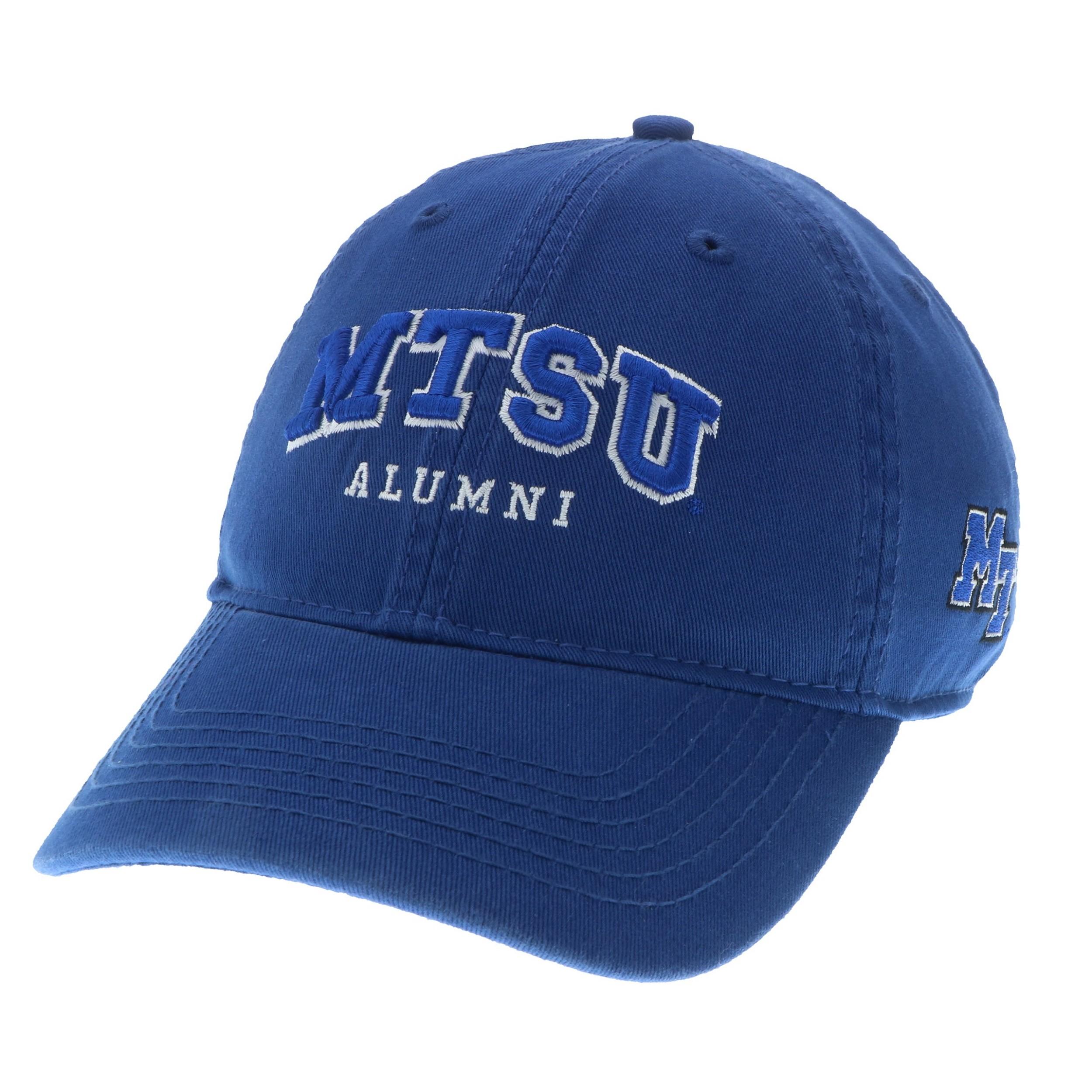 MTSU Alumni Arch Relaxed Twill Hat