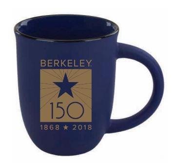 Cal Bears 14oz. Matte Winston Mug Berkeley 150