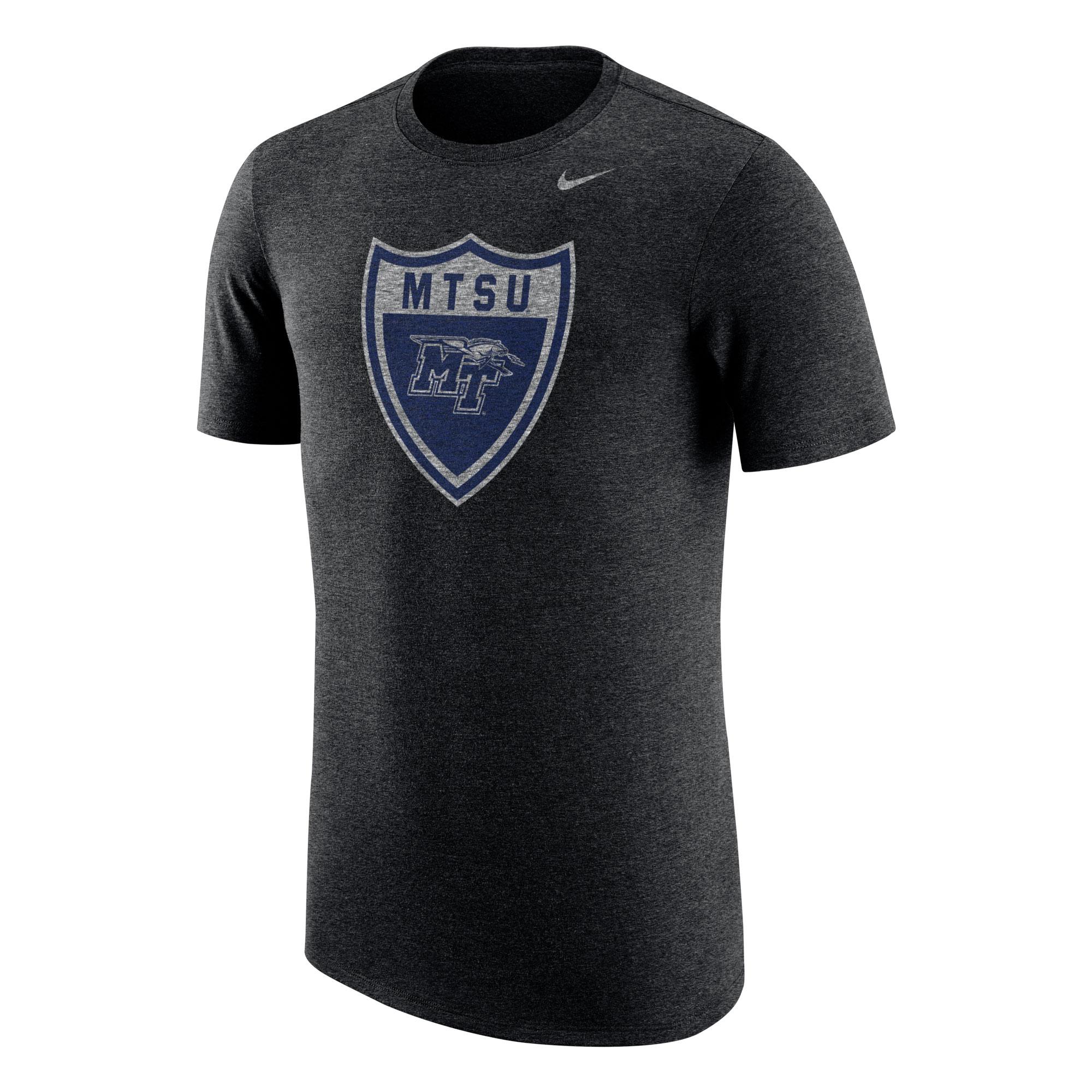 MT Logo w/ Lightning Shield Triblend Nike® Tshirt