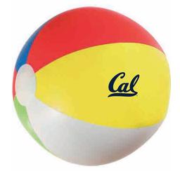 "Cal Bears 16"" Beachball Cal Logo"