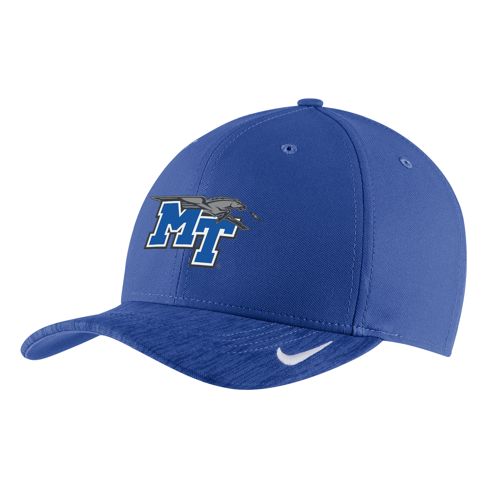 Youth MT Logo w/ Lightning 2018 Nike® Sideline Aero Coaches Hat