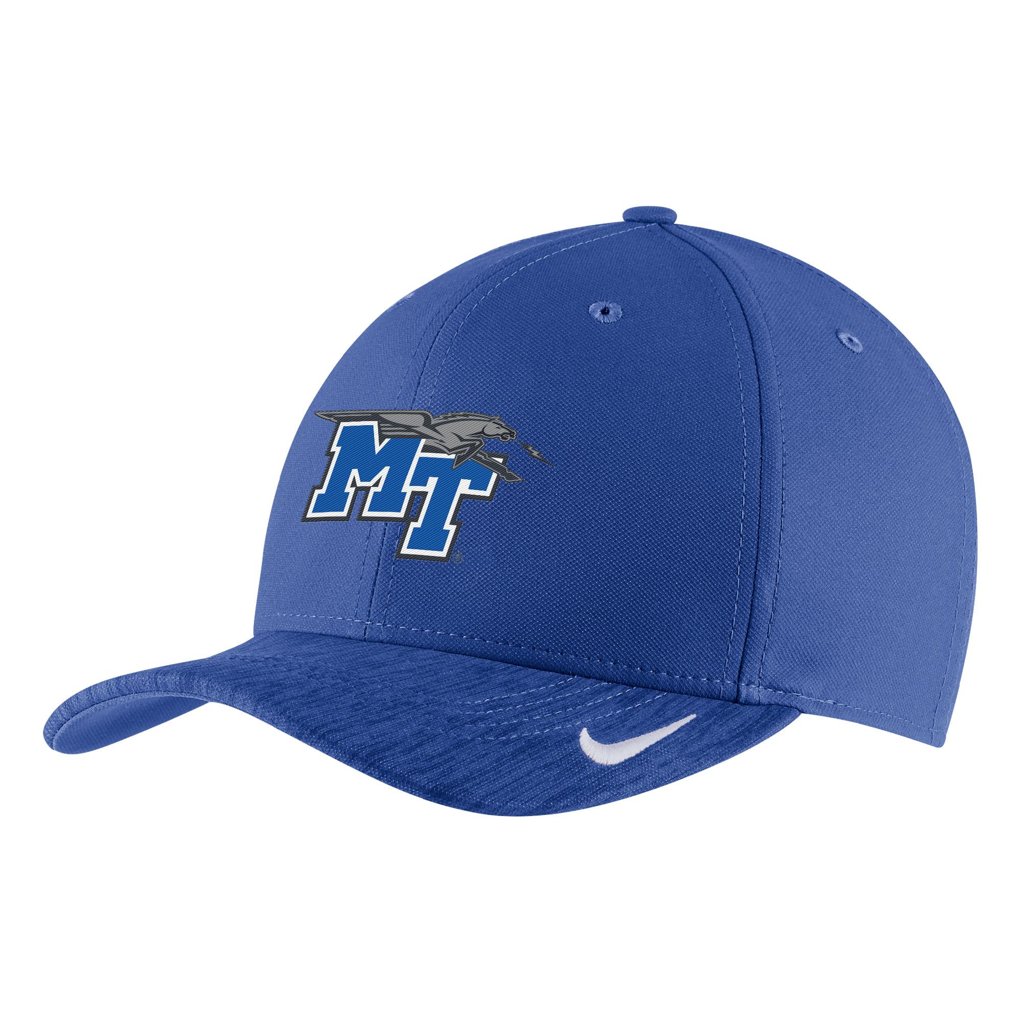 Youth MT Logo w/ Lightning 2018 Nike® Sideline Aero Coaches Hat