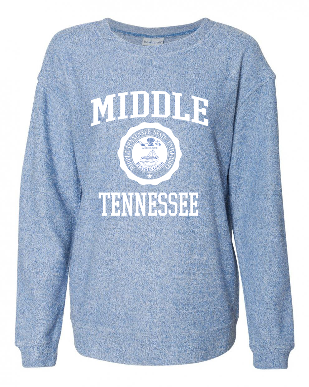 Middle Tennessee Seal Cozy Crew