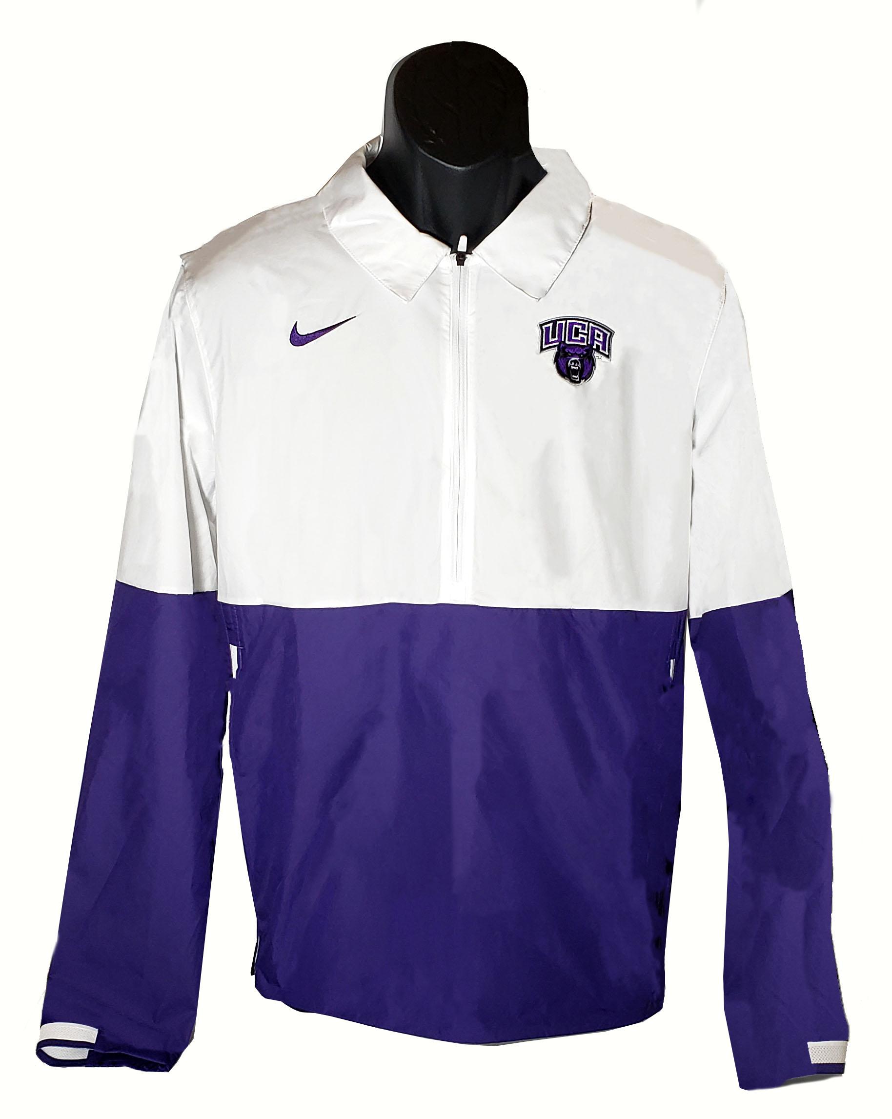 Half Zip Coach Jacket