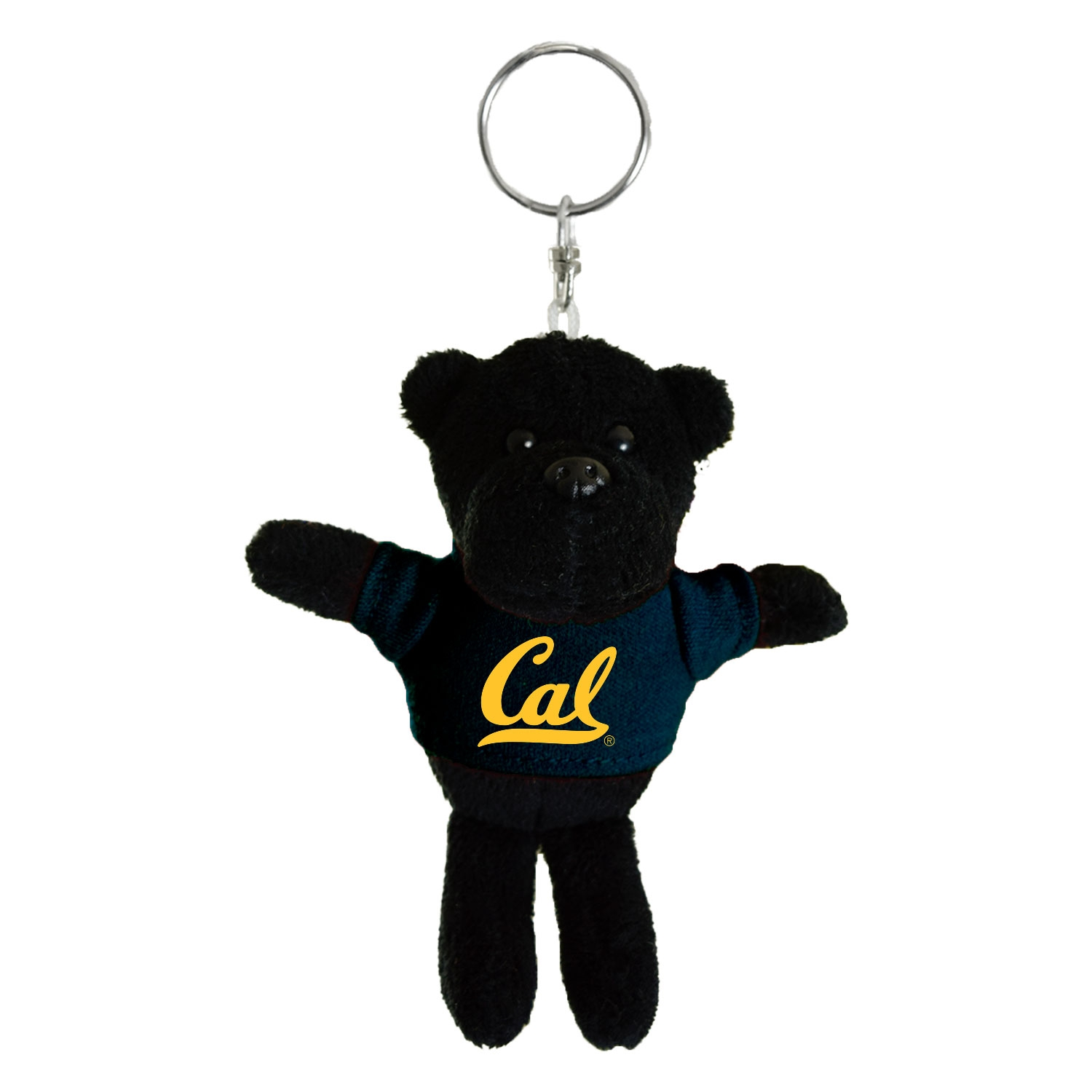 Cal Bears Mascot Factory Panther Keychain