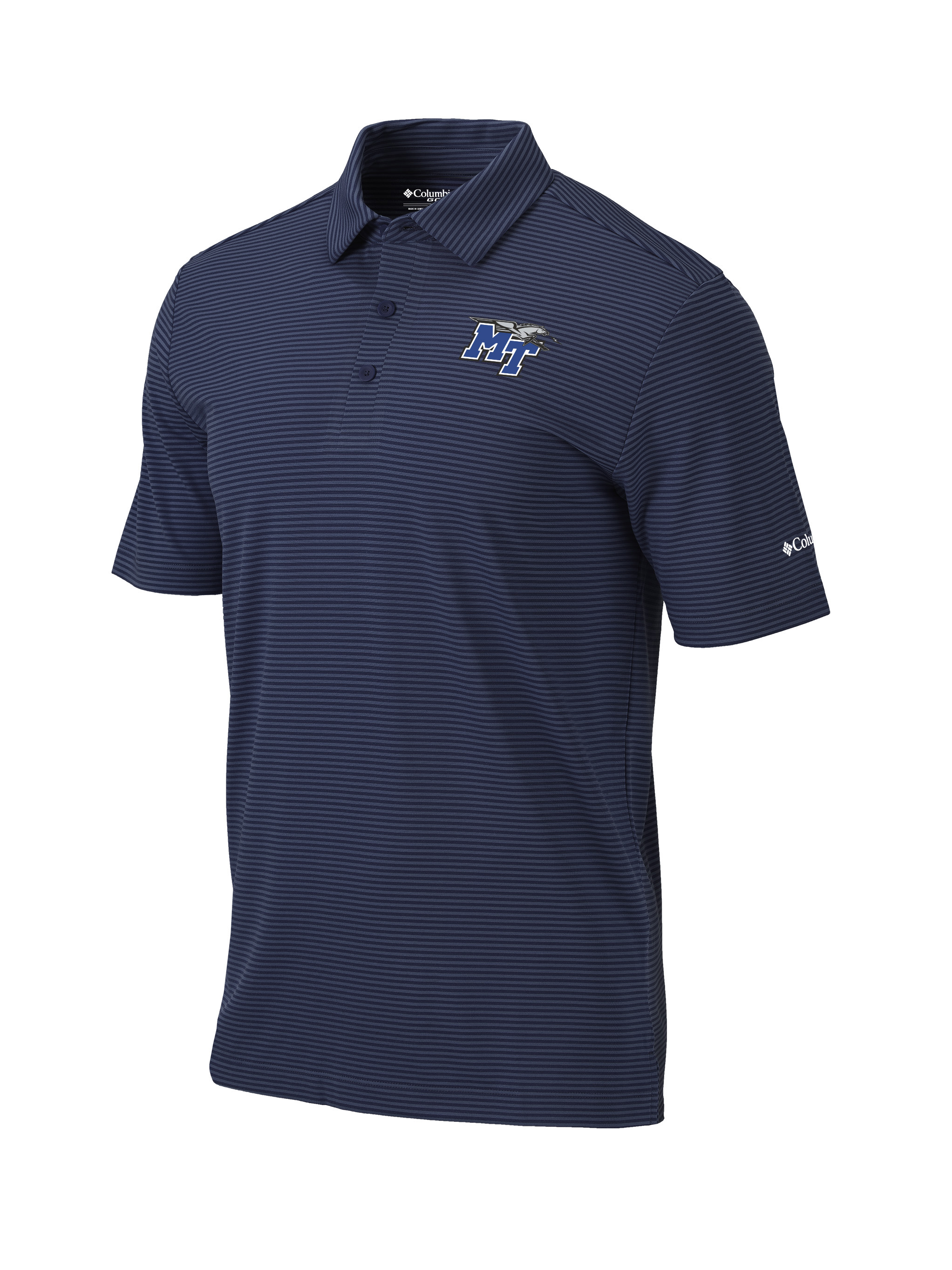 MT Logo w/ Lightning Omni-Wick One Swing Polo
