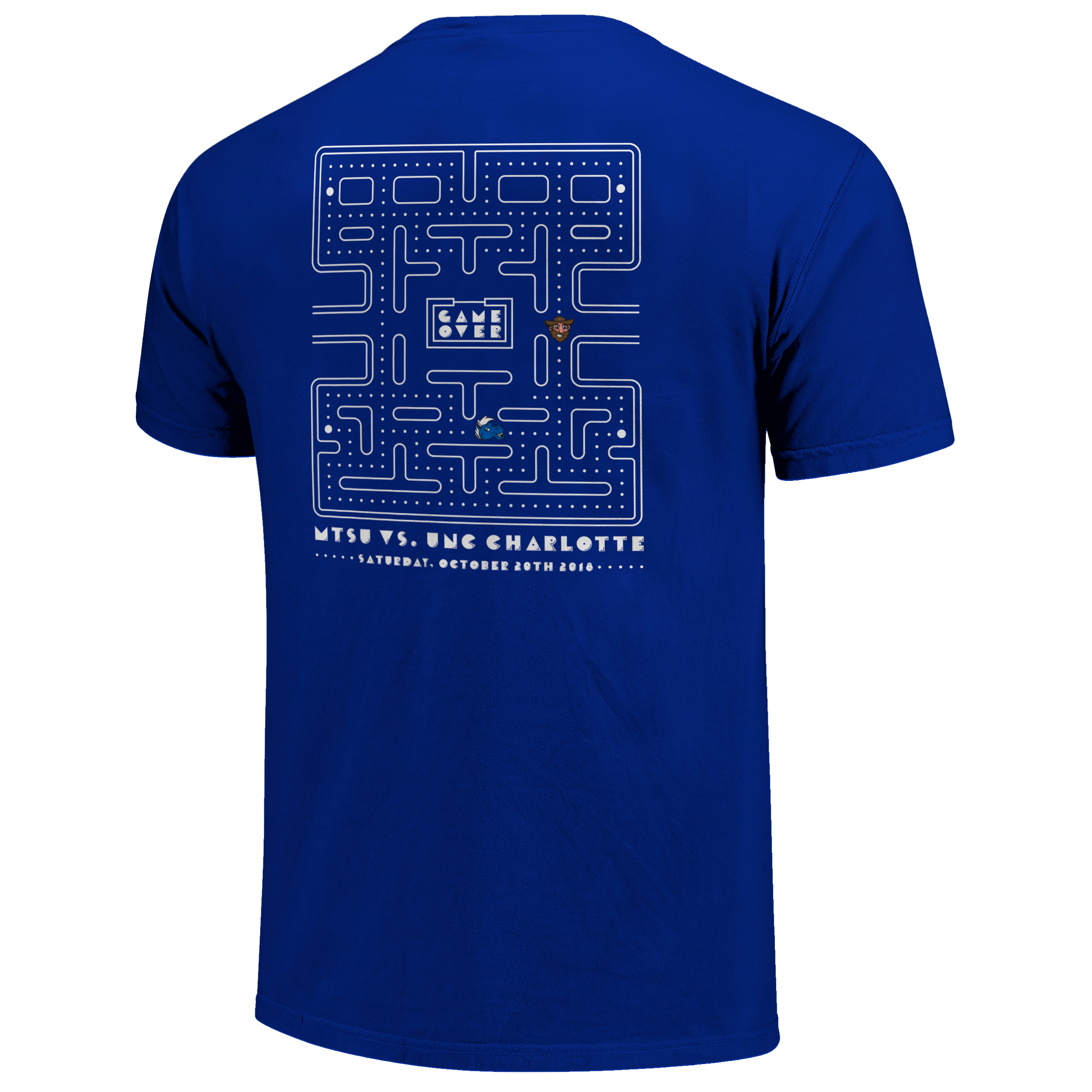 MTSU 2018 Homecoming Tshirt