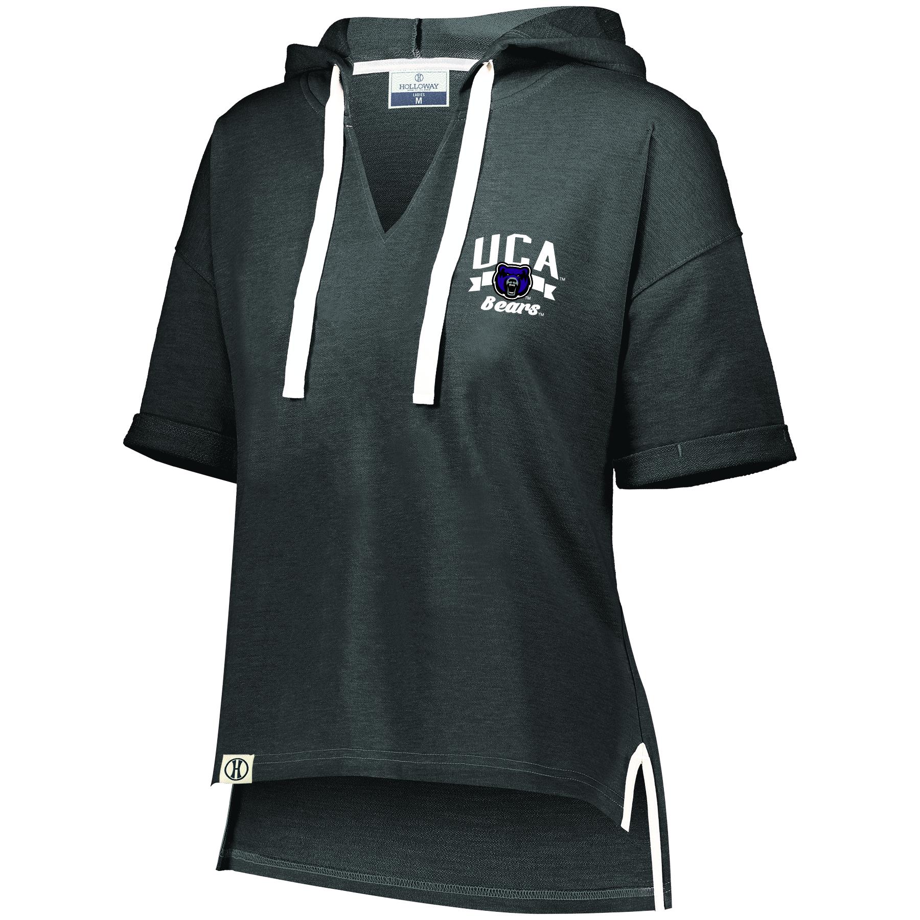 UCA Short Sleeved Hoodie