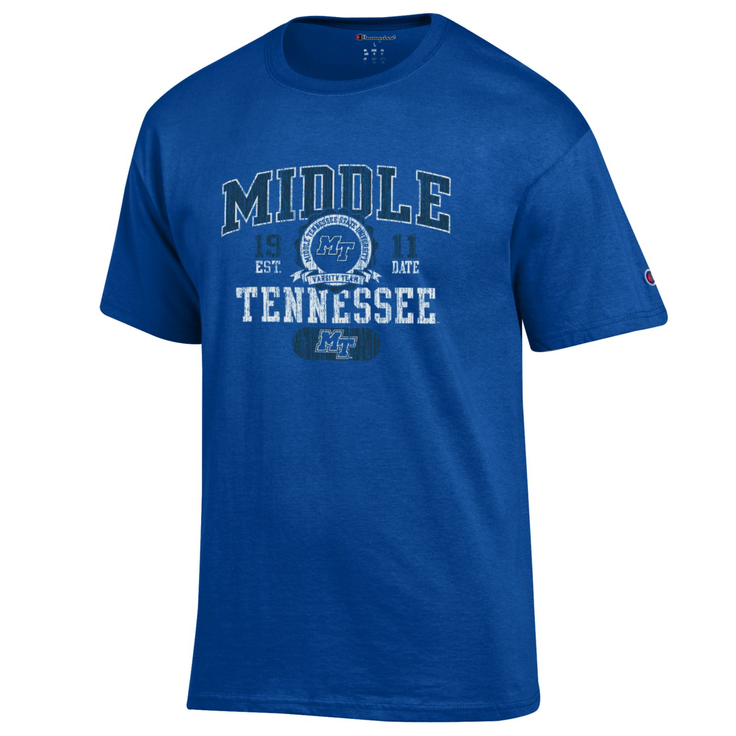 Middle Tennessee Est. 1911 Tshirt