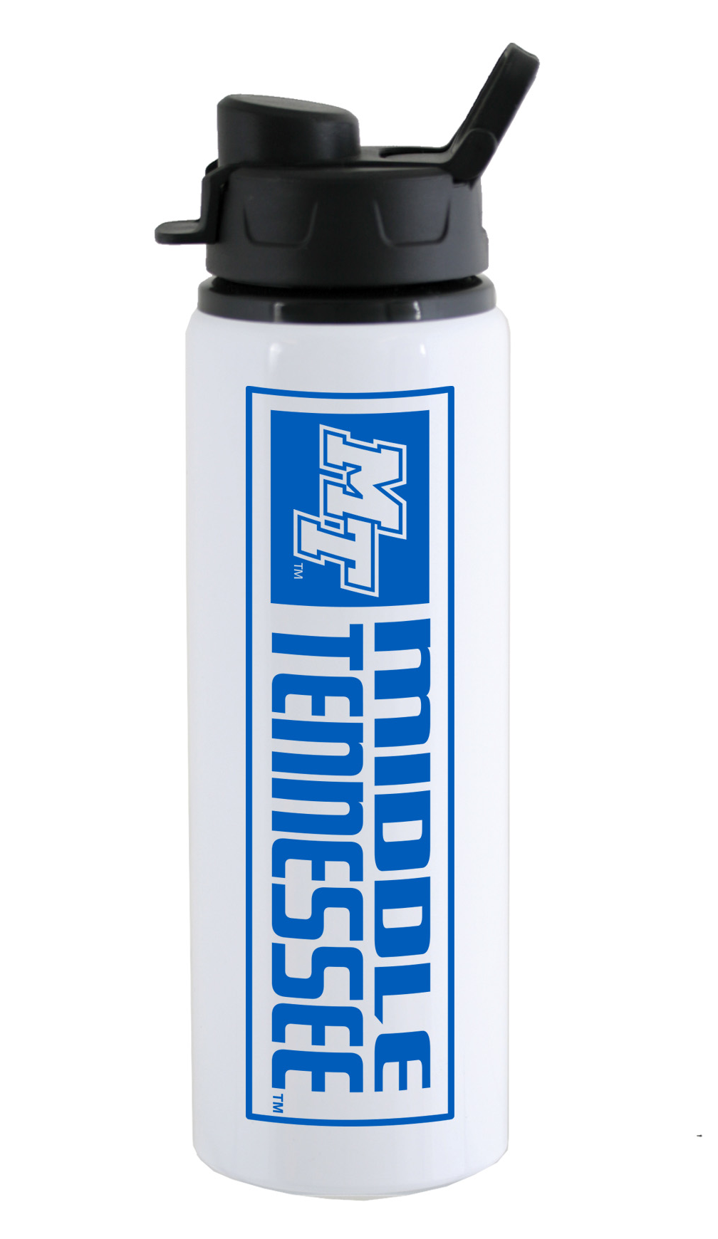 Middle Tennessee Aluminum Water Bottle