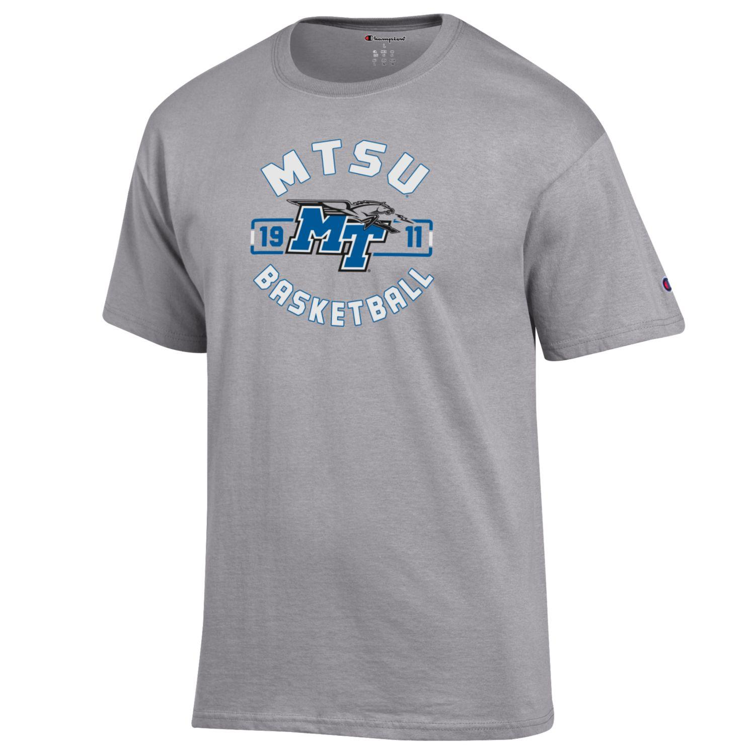 MTSU 1911 Basketball Tshirt