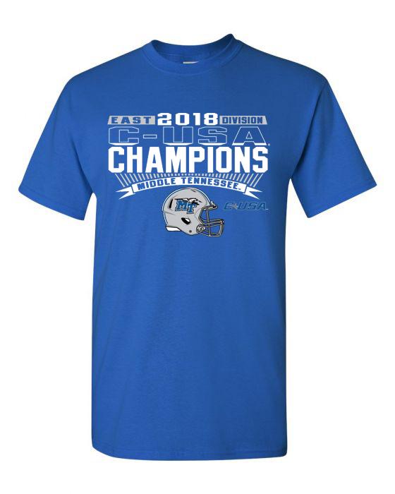 MTSU C-USA East Division Champions Tshirt