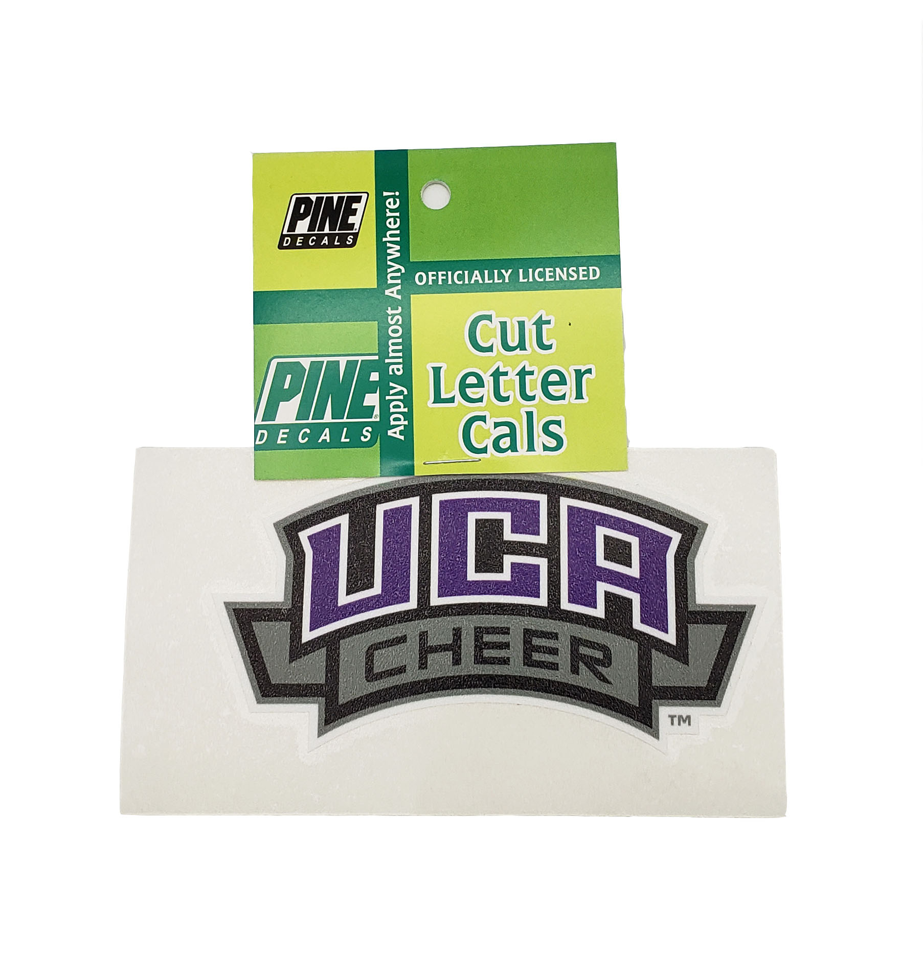UCA Cheer Decal