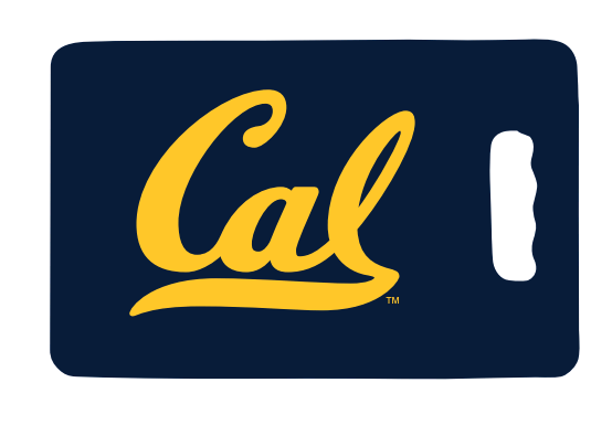 Cal Bears Vinyl Cal Logo Seat Cushion