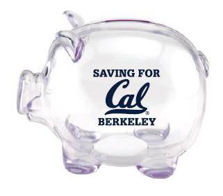 Cal Bears Piggy Bank