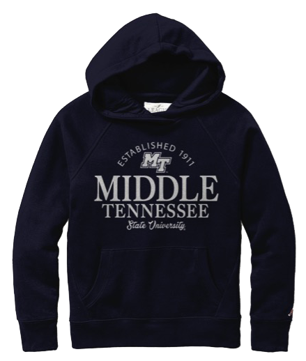 Middle Tennessee State University Women's Academy Hoodie