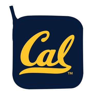 Cal Bears Pot Holders