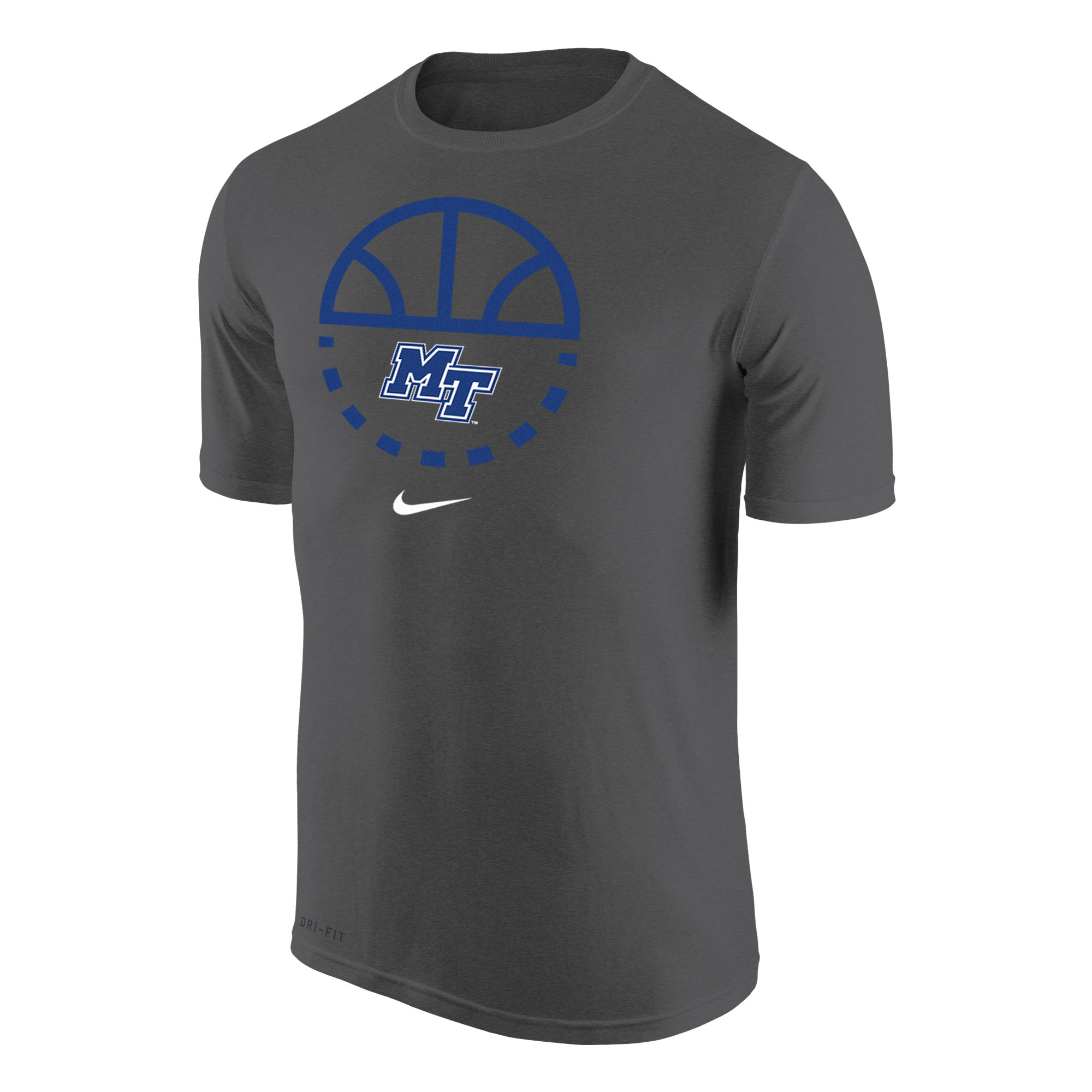MT Basketball Outline Nike® Dri-Fit Legend 2.0 Tshirt