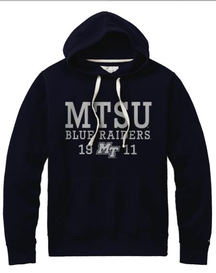MTSU Blue Raiders Stadium Hoodie