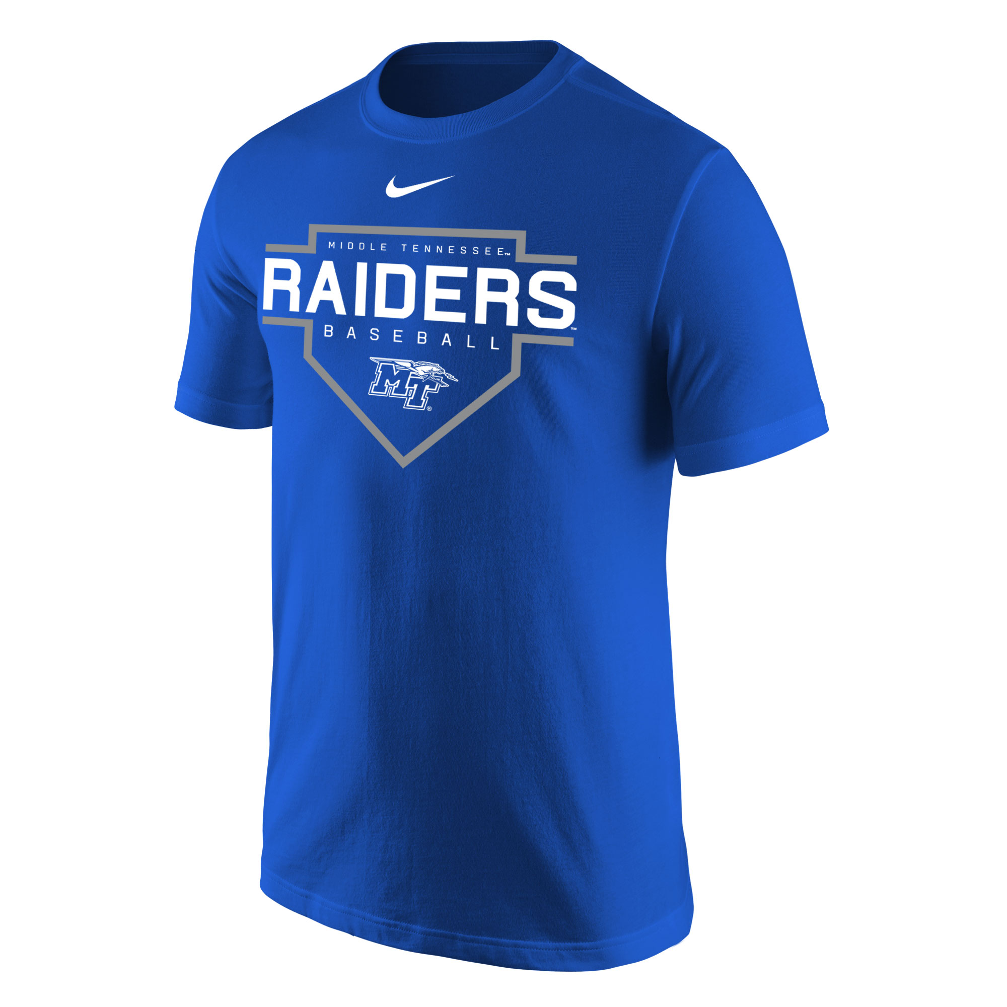 Middle Tennessee Raiders Baseball Nike® Core Shirt