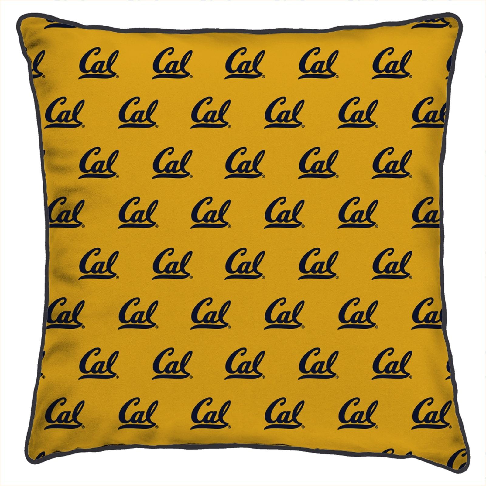 Cal Bears Spirit Pillow Cal Logo (14 x 14)