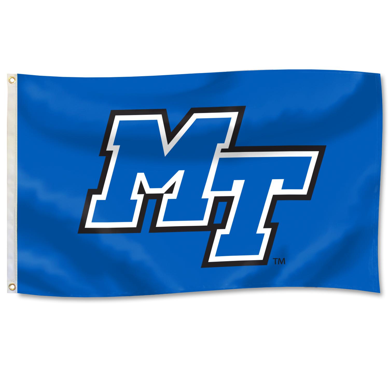 MT Logo 3'x5' Flag