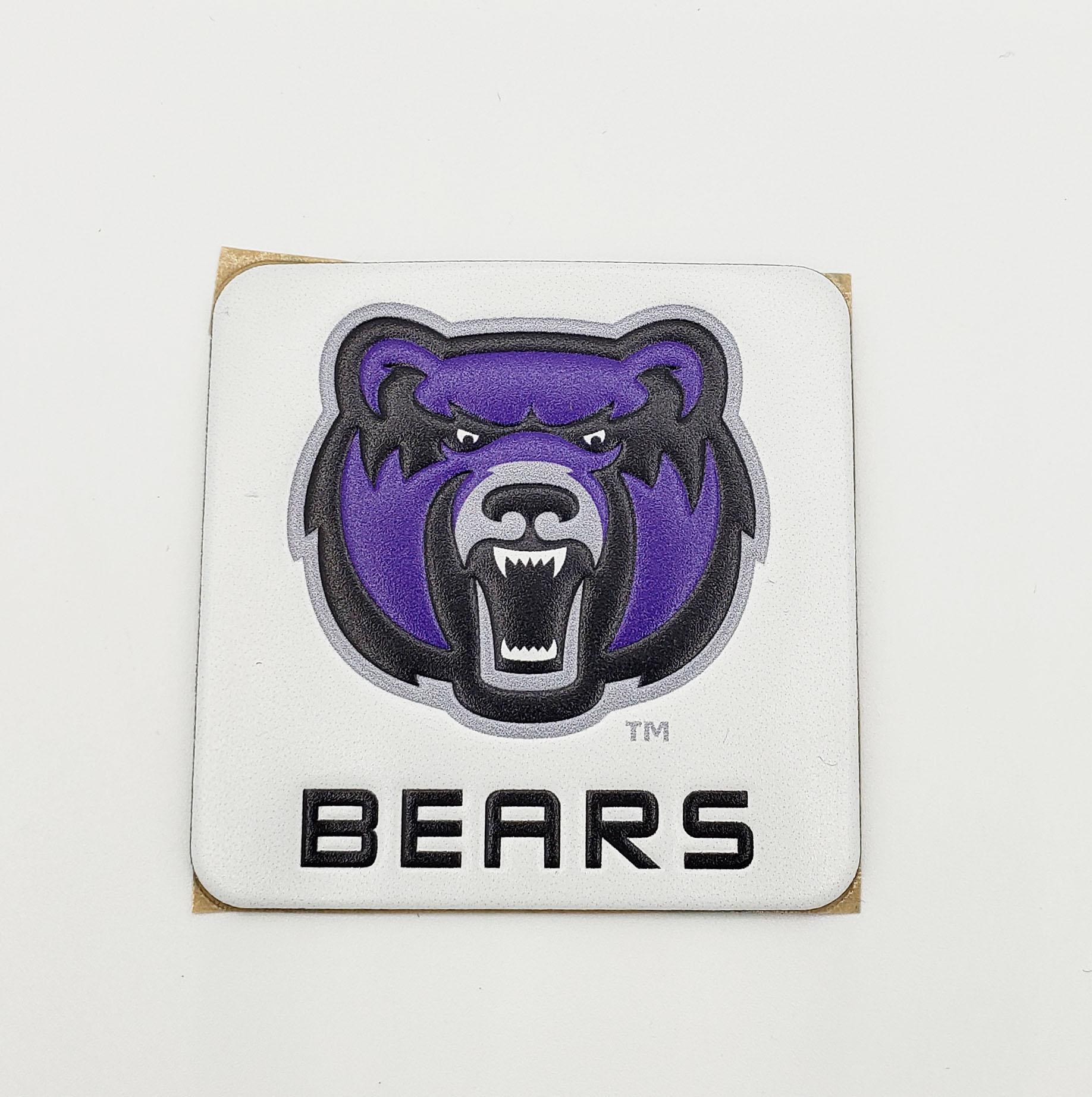 Flex Bear Sticker