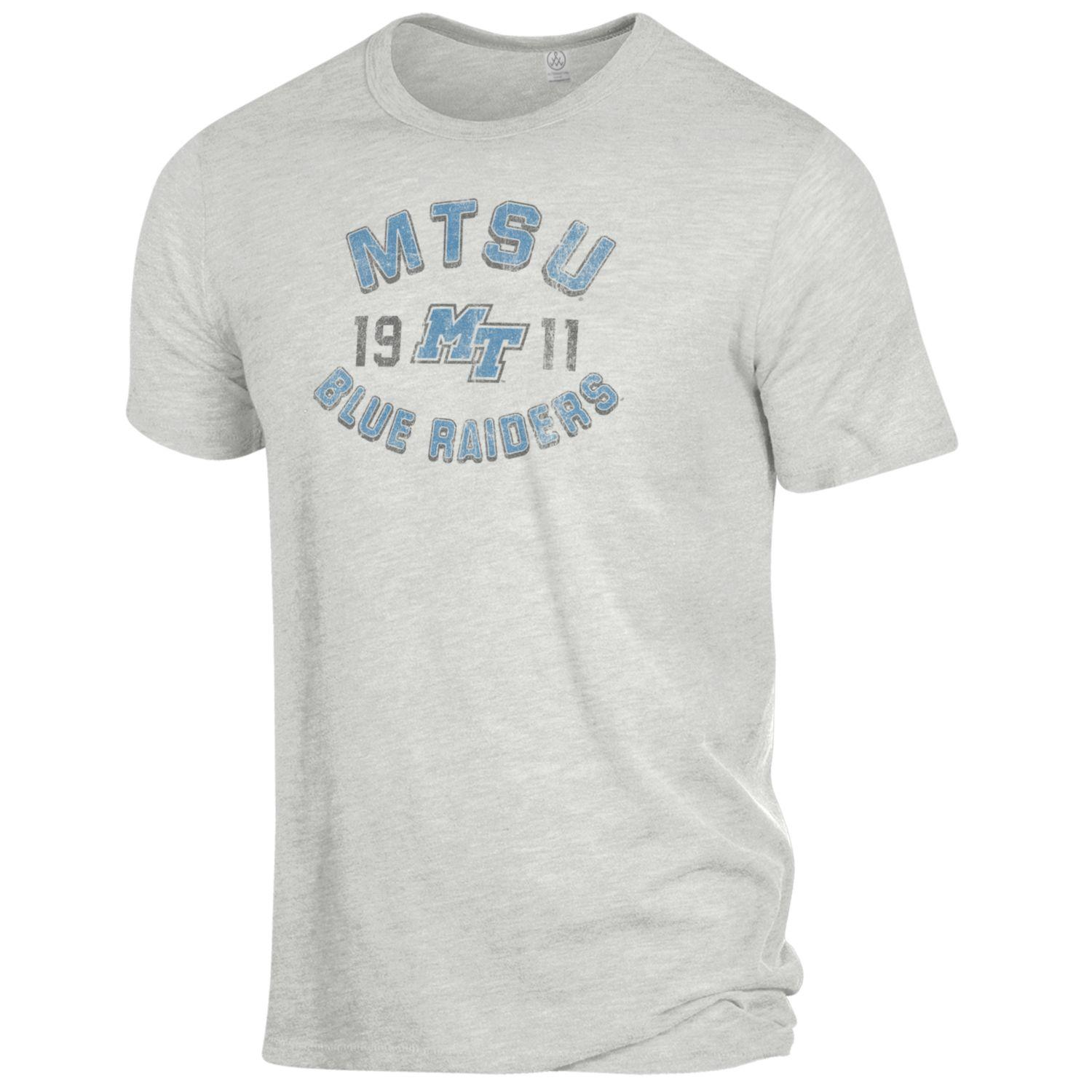 MTSU Blue Raiders Est. 1911 Eco Crew Shirt