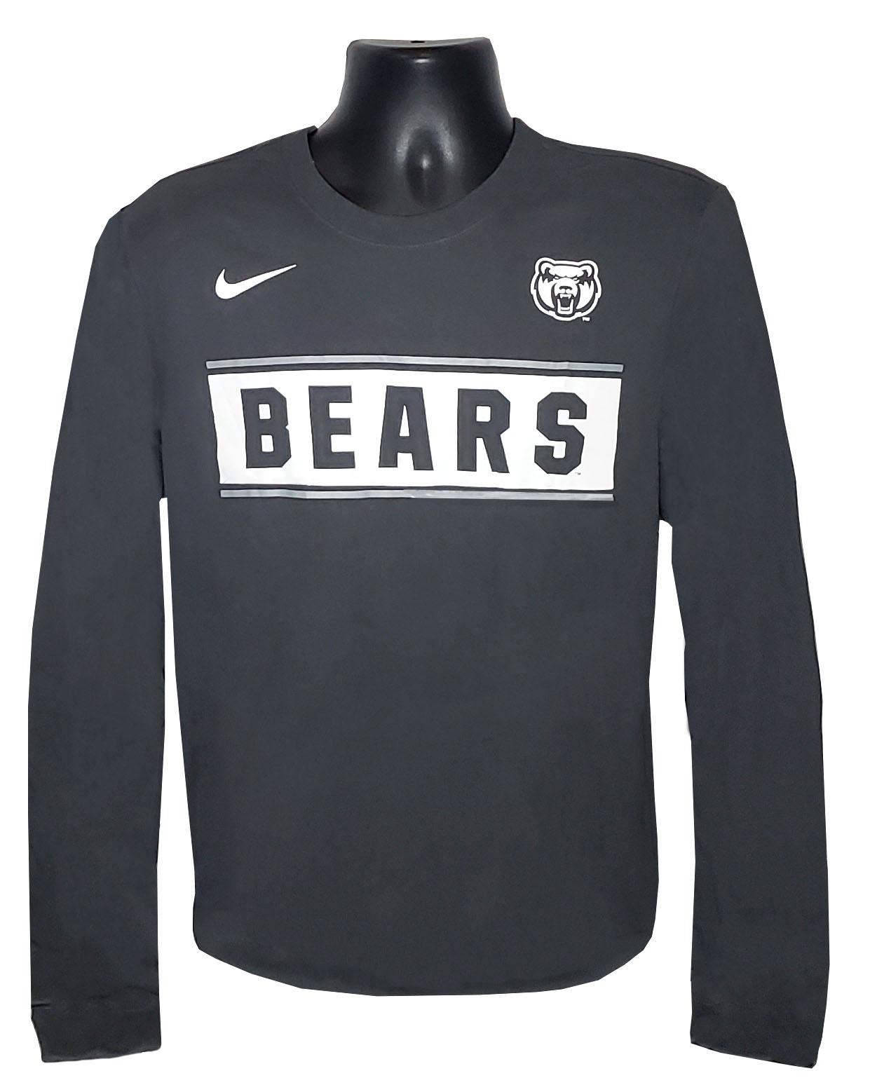 Bears Block LS Tee