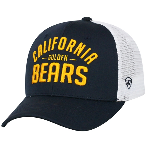 Cal Bears Trainer Adjustable Two - Tone Snapback